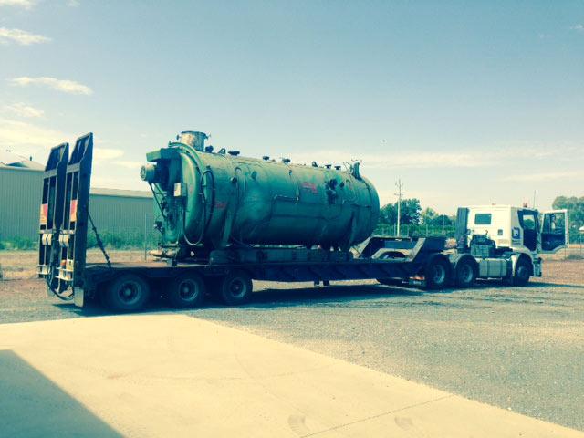 boiler-trailer