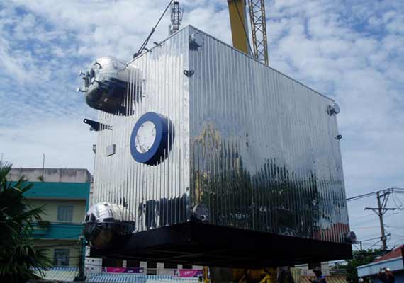 water-tube-boilers