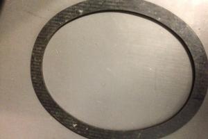 boiler spare part rubber gasket