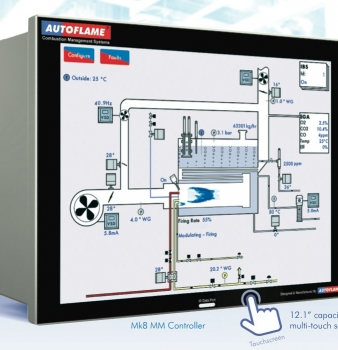 The Mk8 MM Controller – Revolutionising The Way Boiler Emissions Are Monitored And Controlled